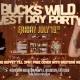 Bucks! Wild West Day Party!