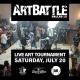 Art Battle Dallas - July 20, 2019