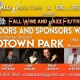 VENDORS and SPONSORS - FALL WINE AND JAZZ FESTIVAL - HOUSTON