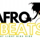 AFRO BEATS | Night Light Bike Ride