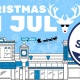 Christmas in July - Historic Downtown Sanford Shop Hop