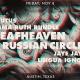 DEAFHEAVEN • RUSSIAN CIRCLES • EMMA RUTH RUNDLE • BRUTUS • JAYE JAYLE
