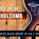 Oskar Bluesday Tuesday w/ Sean Holcomb