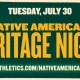 Native American Heritage Night