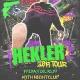 We The Plug Presents: HEKLER 2019 Tour at Myth Nightclub 08.30.19