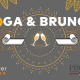 Yoga & Brunch at Pinstripes Fort Worth