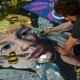 Clearwater Beach Chalk Art Festival