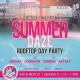 Summer Daze RoofTop DayTimeParty At Joe's Bar 7/21