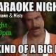 Tipsy Karaoke