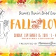 Fall in Love Bridal Showcase Sept 15th