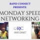 Monday Speed Networking!