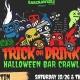 Trick or Drink: Austin Halloween Bar Crawl (2 Days)