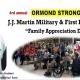4th Annual J.J. Martin Military, First Responder Family Appreciation Day