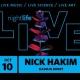 NightLife LIVE: Nick Hakim / Kadhja Bonet