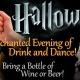 Halloween Drink & Dance Celebration!!
