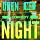 Brew Ha Ha! Open Mic Comedy Night at Flying Boat
