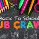 Back to School Bar Crawl