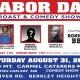 Labor Day Pig Roast & Comedy Show