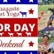 Beach Goat Yoga Labor Day Weekend: Namaaaste Goat Yoga