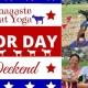 Beach Goat Yoga Labor Day Weekend: Namaaaste Goat Yoga 10am