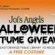 JOI'S ANGELS HALLOWEEN COSTUME GIVEAWAY