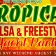 Labor Day Weekend Tropical Salsa & Freestyle Cruise