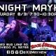 Midnight Mayhem at Rock & Brews Oviedo