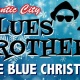 AC BLUES Brothers Blue Blue Christmas - LIVE in NYC for Holidays