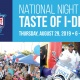 National Night Out Taste of I-Drive