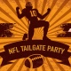 NFL Kick-Off Tailgate Party
