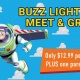 Buzz Lightyear Little Leapers Meet & Greet