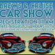 Brews and Cruise Car Show