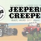 2nd Annual Jeepers and Creepers Car Show