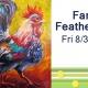 Fancy Feather Strut