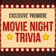 Movie Trivia Night at On the Edge Bar and Grill