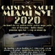Miami NYE Fireworks - Beyond the Sea 2020