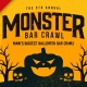 5th Annual Monster Bar Crawl in Miami