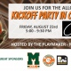 allCanes Kickoff Party in Orlando