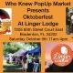 Oktoberfest at Linger Lodge