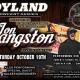 Jon Langston in Concert at Joyland Oct 19th