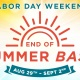 Boxi Park's Labor Day Weekend End of Summer Bash
