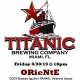 Oriente Returns to The Titanic Brewery!