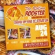 Rolling Rooster @ Hanovers 2.0 | Grand Opening Celebration