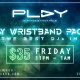 Play Chicago Friday Wristband Package