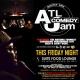 ATL Comedy Jam Fridays