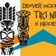 Denver Modernism Tiki Night at Hidden Idol
