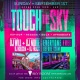 Touch the Sky: A HipHop vs Reggae vs Soca Pre Labor Day Rooftop Celebration
