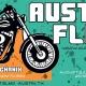 4th Friday Flea at Skull Mechanix in August