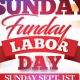 Labor Day Sunday Funday