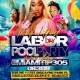 The Hottest Labor Day Mansion Pool Party In Miami